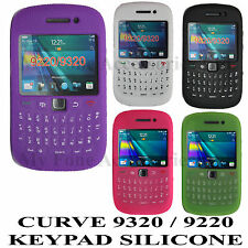 Keypad Silicon For BlackBerry Curve 9320 / 9220 / 9310 Skin Soft Back Case Cover