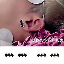 BIGBANG BIG BANG G-DRAGON - Unique Batman Earring [BB88]