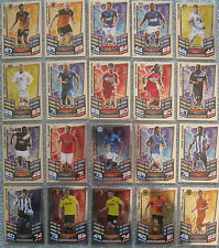 Match Attax TCG Choose One 2012/2013 Championship Star Player Card [Part 2/2]