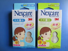 NEW ULTRA THIN 3M NEXCARE ACNE CARE DRESSING PIMPLE STICKERS PATCH COMBOs