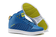 SUPRA S1W Mid - STEVIE WILLIAMS - Mens Skate Shoes (NEW) Size 11 : dgk BLUE NEON