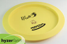 Innova STAR WRAITH Bottom Stamp *pick weight & color*disc golf driver Hyzer Farm