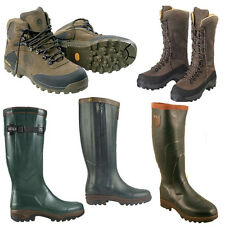 AIGLE BOOTS ALL SIZES STYLES HUNTING SHOOTING WELLINGTON WELLIES UNISEX FISHING