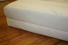 COVER ONLY Quilted CoolMax Zipped Mattress COVER ONLY