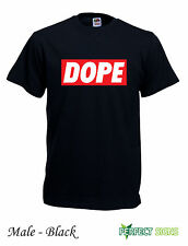 Dope T-Shirt Micky Mouse Hands Mac Obey YMCMB DRAKE T-SHIRT S-3XL Black III