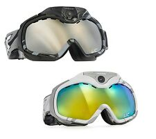Liquid Image Apex Plus Wi-Fi & GPS Series 1080p HD Video Camera Snow Goggles