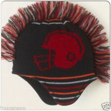 BOYS 6-12 12-24 MONTH 2-4 TODDLER FOOTBALL MOHAWK HAT ~ THE CHILDREN'S PLACE