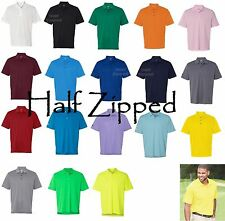 Adidas Golf ClimaLite Basic Short Sleeve Polo Sport Shirt A130 S-3XL 14 Colors