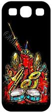 Samsung Galaxy S3 Custom Cover Drum Major Band Music