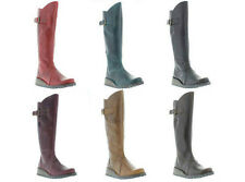 Fly London Boots Genuine Mol Various Colours Womens Boots Sizes UK 4 - 8