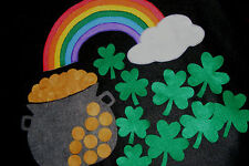 Felt / Flannel Board story- St.Patricks Day set- great for preschool circle time