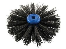 BAILEY UNIVERSAL CHIMNEY & FLUE SWEEPING BRUSH - FITS DRAIN RODS (Various sizes)