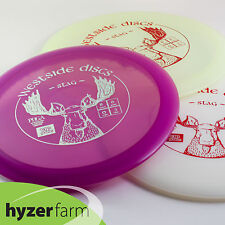 Westside Discs VIP STAG  *pick your weight & color* disc golf driver Hyzer Farm