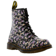 Dr. Martens Boots 1460 Black Mini Tydee Womens Lace-up Boots Sizes UK 4-9