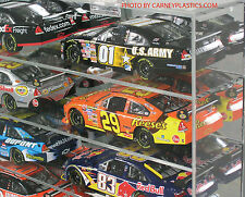 NASCAR Diecast Display Case Fits 1/24 Action