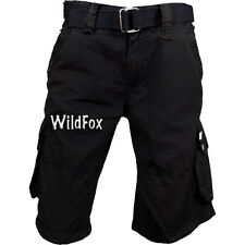 Brand new Affliction Black Premium ASSORTED CARGO SHORTS!! Free Shipping! SALE