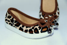 Leopard Style Slip On Baby Toddler Girls Sz 5-10, Cute Flats Baby Shoes
