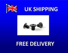 New M2.5 Laptop Notebook Screws Black Wafer Head FREE DELIVERY Fast Dispatch