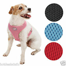 GOOBY FREEDOM PET HARNESS SOFT COMFORTABLE STRETCH MACHINE WASH SMALL - EXTRA LG