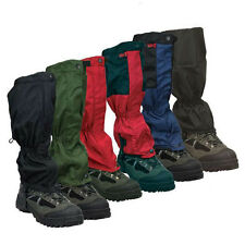 BISLEY BOOT GAITERS CANVAS, LEATHER, WAX, BREATHABLE