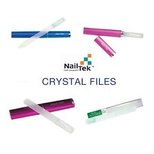 Nail Tek - Crystal Files - Choose From Any File