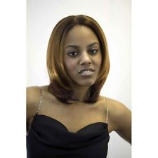 DIAMOND PLUS BY R&B COLLECTION SYNTHETIC MEDIUM LENGTH STRAIGHT LACE FRONT WIG