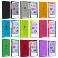 Color Hard Plastic Gel Skin Case Cover Shell For iPod Nano 7 7th Generation 7G 7
