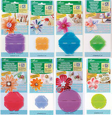 Clover Kanzashi Flower Makers Arts Craft Sewing Various Sizes All Free UK Post
