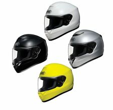 Shoei Qwest Full Face Motorcycle Helmet Solid Colors