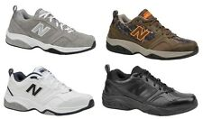 NEW BALANCE Men's Leather Sneakers, 4 Colors, Medium, Wide & Extra Wide