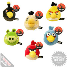 Angry Birds Soft Plush Toys Soft Big Cuddly Cool Kids Gifts Present Iphone Game