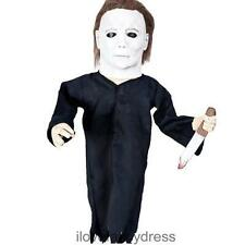 MICHAEL MYERS HALLOWEEN HANGING FIGURE COLLECTIBLE FANCY DRESS PARTY DISPLAY
