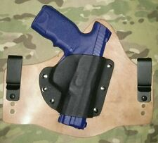 Steyr M9-A1 M40-A1 Hybrid IWB holster (with Horse Hide Option)
