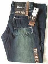 SOUTHPOLE MEN'S JEAN RELAXED FIT 4180 DARK TINT BLUE (Waist 29 -42 Available)