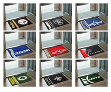 "Choose Your NFL Team 20"" x 30"" Uniform Inspired Starter Area Rug Floor Mat"