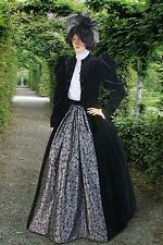 Medieval Renaissance Costume Victorian Dress Styles Gown