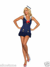 Sweetheart Sailor Costume Sexy Sailor Suit Sexy Navy Girl Dress 83647