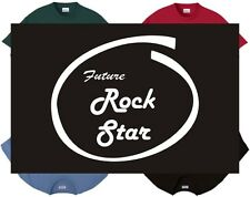 Shirt/Tank - Future Rock Star - pregnant expecting child baby mom music gift