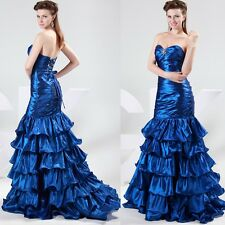 Charming Lady Formal Party Cocktail Prom Bridesmaid Ball Gown Evening Long Dress