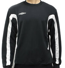 New Umbro Mens Team Training Sweatshirts / Shower Jackets