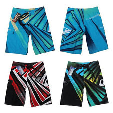 Men Quick Dry Boardshorts Surf Board Shorts Swim Wear Trunks Pants Size 30-38