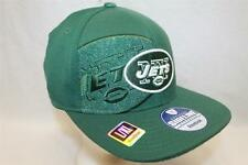 "New York Jets Hat Cap ""NFL Official Sideline Cap"" by Reebok NFL Hats"