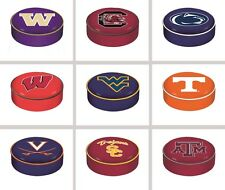 Choose Your NCAA P-Z Team Heavy Duty Vinyl Bar Stool Seat Cover by HBS Covers