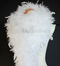 "80g 72""long 9""wide Multi-Colors Chandelle Feather Boa, 30+ patterns to pick, New"
