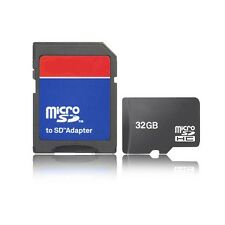 2GB/4GB/8GB/16GB/32GB MicroSD SDHC TF Flash Memory Card + SD Card Reader Adapter