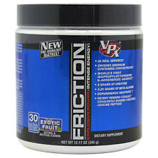 VPX FRICTION 30 Servings Pre-Workout Ultra Potent - Pick Flavor - Muscle Build