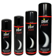 Pjur Light Silicone Based Personal Sex Lubricant Lube - All Sizes