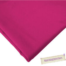 Pink 100% Cotton Textiles Upholstery Fabric Material Ideal for Sofas Curtains