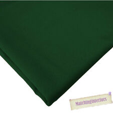 Green 100% Cotton Textiles Upholstery Fabric Material Ideal for Sofas Curtains