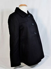 NEW Old Navy Maternity Wool Blend Swing Coat - New With Tags - Choose S or M